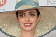 Krysten Ritter celebrates the 139th Kentucky Derby with Moet & Chandon at Churchill Downs on May 4, 2013 in Louisville, Kentucky.