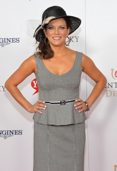 More Pics of Martina McBride Decorative Hat (4 of 6) - Martina McBride Lookbook - StyleBistro