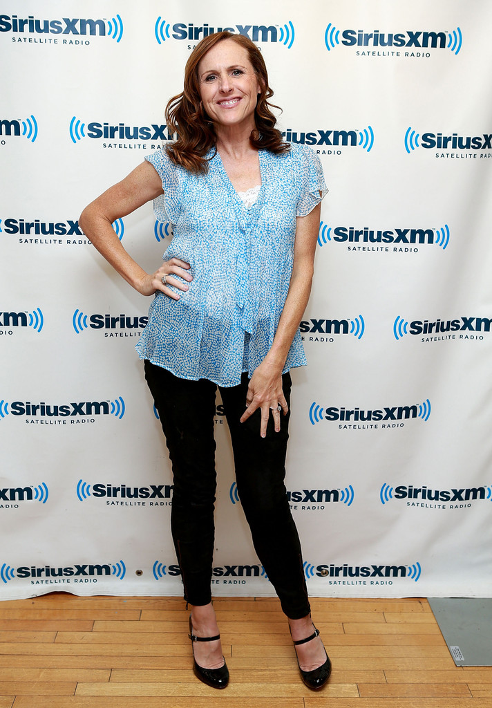 molly shannon young