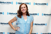 Molly Shannon Print Blouse