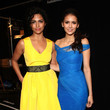 Nina Dobrev and Camila Alves