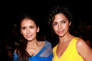 Nina Dobrev and Camila Alves Photo