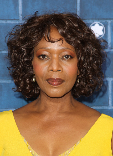More Pics of Alfre Woodard Cocktail Dress (1 of 4) - Alfre Woodard Lookbook - StyleBistro