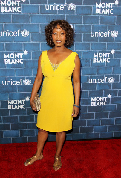 More Pics of Alfre Woodard Cocktail Dress (4 of 4) - Alfre Woodard Lookbook - StyleBistro