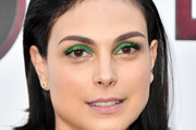 Morena Baccarin Bright Eyeshadow