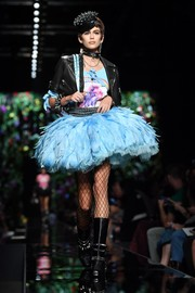 Kaia Gerber would make girls everywhere swoon with this My Little Pony tutu dress!