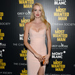 Lindsay Ellingson in Nicholas at the 'A Most Wanted Man' Premiere in NYC