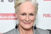 Glenn Close Fauxhawk