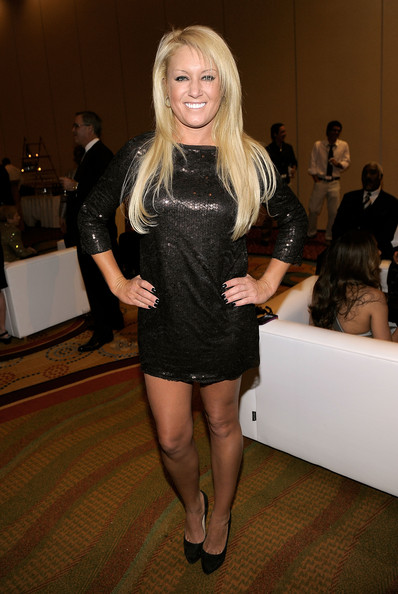 More Pics of Natalie Gulbis Little Black Dress (1 of 2) - Natalie Gulbis Lookbook - StyleBistro