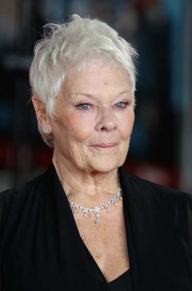 More Pics of Judi Dench Messy Cut (2 of 17) - Short Hairstyles ...