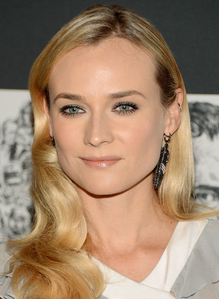 More Pics of Diane Kruger Evening Dress (7 of 14) - Diane Kruger Lookbook - StyleBistro