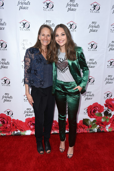More Pics of Maddie Ziegler Evening Sandals (6 of 28) - Maddie Ziegler Lookbook - StyleBistro [red,red carpet,carpet,event,flooring,premiere,fashion design,executive director,heather carmichael,maddie ziegler,my friends place 30th anniversary red carpet,my friends place 30th anniversary gala,my friends place,california,los angeles,hollywood palladium,gala]
