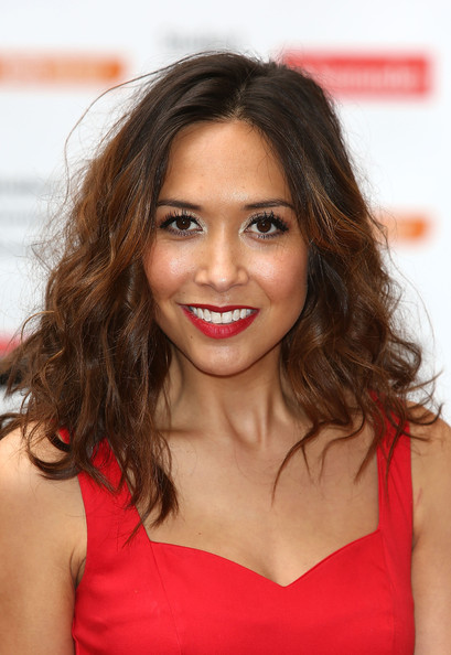 Myleene Klass Long Wavy Cut