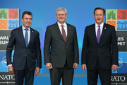 Stephen Harper and David Cameron Photo