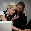 Alexandra Richards and Samantha Ronson