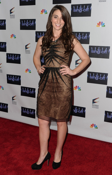 More Pics of Sara Bareilles Pumps (1 of 9) - Sara Bareilles Lookbook - StyleBistro