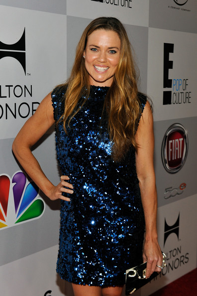 More Pics of Natalie Coughlin Sequin Dress (1 of 5) - Natalie Coughlin Lookbook - StyleBistro