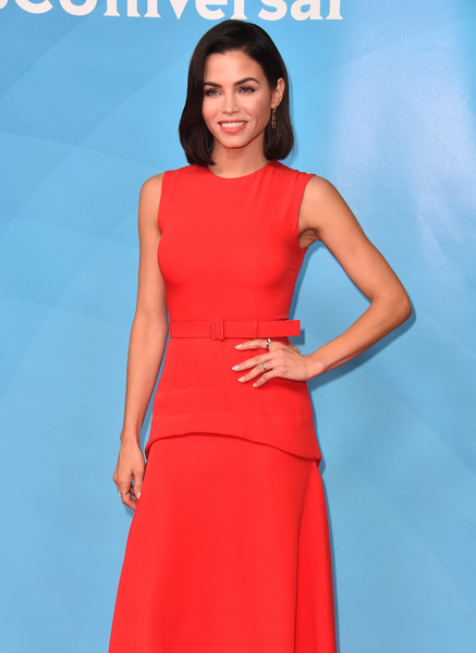 More Pics of Jenna Dewan-Tatum Fitted Blouse (1 of 13) - Fitted Blouse Lookbook - StyleBistro