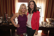Katharine McPhee and Megan Hilty Photo