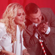 Rita Ora and Theo Hutchcraft
