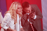 Rita Ora and Theo Hutchcraft Photo