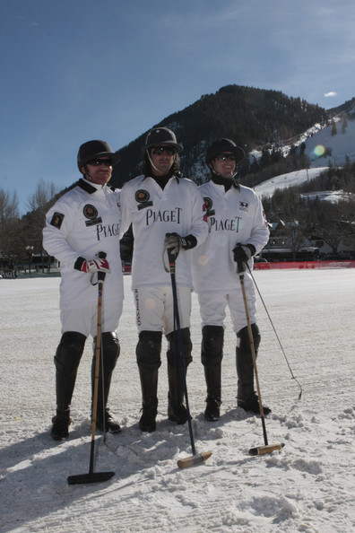 Piaget Polo On The Snow-Day 2