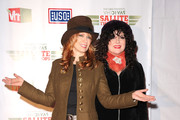 Nancy Wilson Military Jacket
