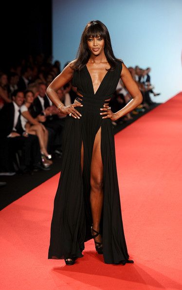 Naomi Campbell Evening Dress Naomi Campbell Looks
