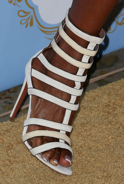 Naomi Campbell Shoes