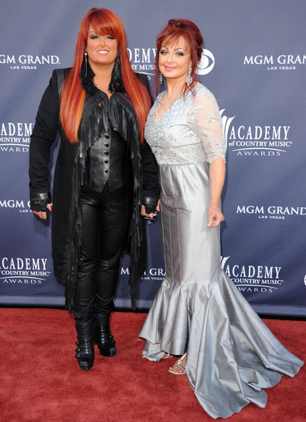 Naomi Judd Evening Dress