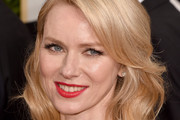 Naomi Watts Diamond Statement Necklace