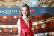 Natalia Vodianova Evening Dress
