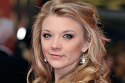 Natalie Dormer Half Up Half Down
