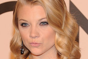 Natalie Dormer Medium Wavy Cut