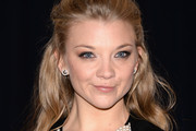 Natalie Dormer Neutral Eyeshadow