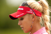 Natalie Gulbis Dangling Crystal Earrings