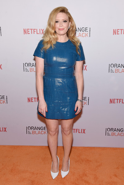 Natasha Lyonne Mini Dress