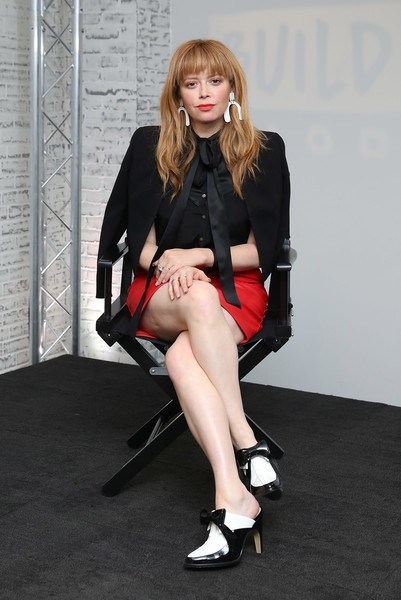 Natasha Lyonne Mini Skirt