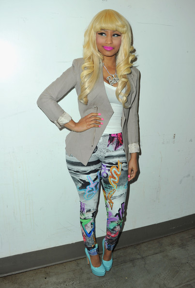 More Pics of Nicki Minaj Wigs (1 of 12) - Nicki Minaj Lookbook - StyleBistro