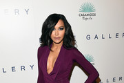 Naya Rivera Evening Dress