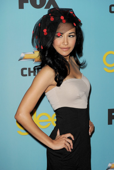Naya Rivera Medium Curls