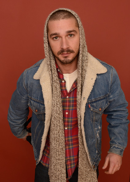 More Pics of Shia LaBeouf Denim Jacket (3 of 11) - Shia LaBeouf Lookbook - StyleBistro