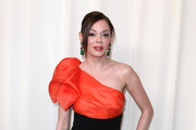 Actress Rose McGowan attends Neuro Drinks at 20th Annual Elton John AIDS Foundation Academy Awards Viewing Party at The City of West Hollywood Park on February 26, 2012 in Beverly Hills, California.