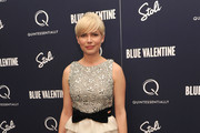 Michelle Williams attends the New York premiere of