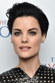 Jaimie Alexander attended the New Yorker's White House Correspondents' Association Dinner pre-party wearing a cute boy cut.