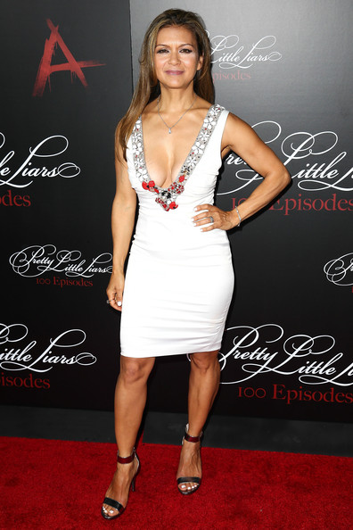 Nia Peeples Cocktail Dress