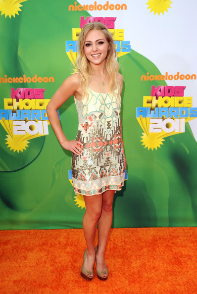 More Pics of AnnaSophia Robb Platform Pumps (7 of 15) - AnnaSophia Robb Lookbook - StyleBistro