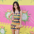 Victoria Justice Wore Pia Pauro at Nickelodeon's 26th Annual Kids' Choice Awards 2013