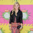 Olivia Holt  Wore Mara Hoffman at Nickelodeon's 26th Annual Kids' Choice Awards 2013