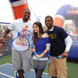 Victoria Justice and Chris Paul